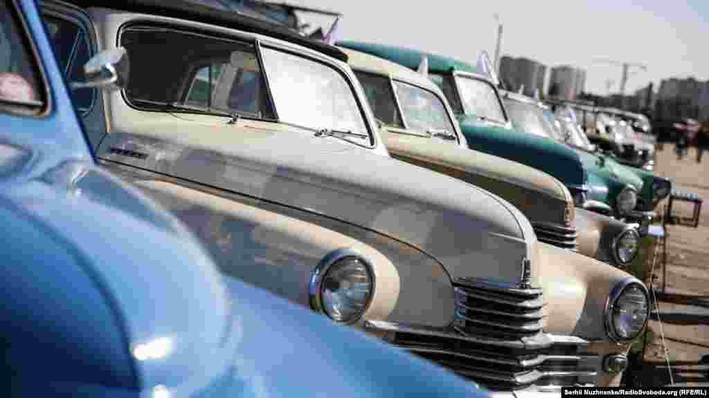 ГАЗ-М-20 «Побєда». Перший масовий післявоєнний автомобіль і перший радянський, що, окрім серійного номера, має і власне ім'я
