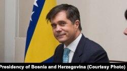Eric Nelson, ambasador SAD u BiH
