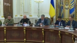 Турчинов і Порошенко про запровадження воєнного стану в Україні – відео