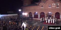 La Noua Catedrală de la Curtea de Argeș (Imagine TVR1)