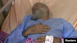 Мохамед Фарук Хасан, еден од оние кои се самозапалија во Египет