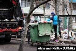 Вывоз мусора в Новгороде
