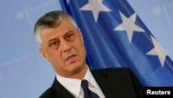 Hashim Thaçi, foto arkivi