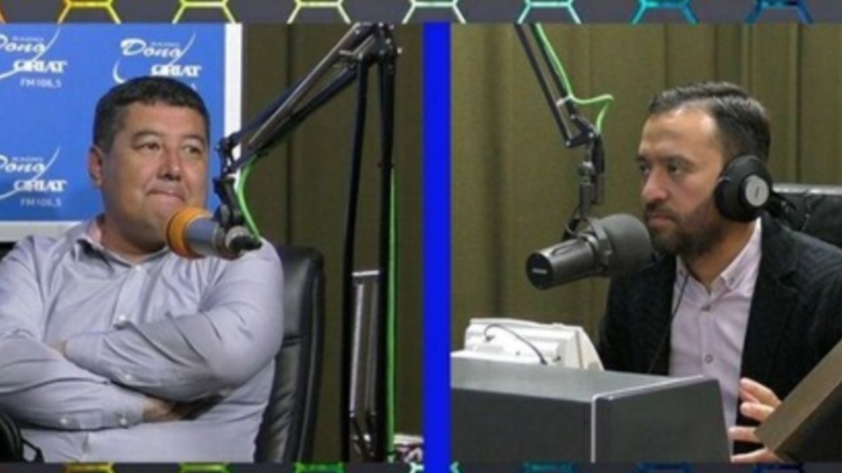 Uzbek Sports Journalists Ousted After Critical On-Air Comments About Dam Failure