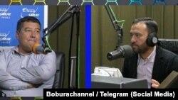 Jamoliddin Bobojonow we Bobur Akmalow