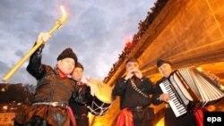 Невозможно представить себе старый Тифлис без уличных музыкантов