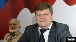 "Лидер ""Яблока"" Сергей Митрохин"