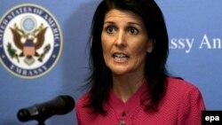 Ambasadorka u UN Niki Halej sugerisala da predložena smanjenja neće proći u Kongresu