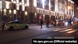 Украина -- Харковера полици, 2018 шо. Гайтаман сурт.