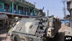 د پاکستان پوځ په ۲۰۱۴ز کال کې په شمالي وزیرستان کې عملیات کړي ول