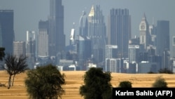 Намое аз шаҳри Дубай