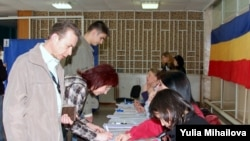 Over 2.5 million Moldovans are registered to vote