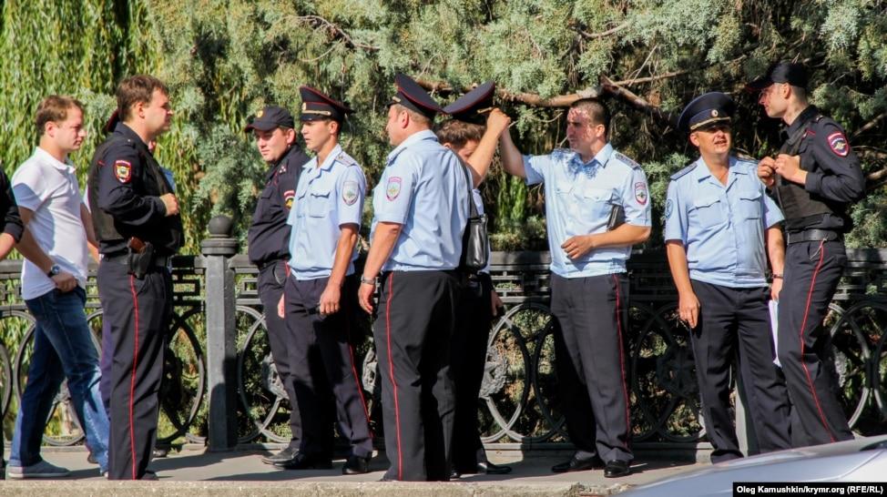 Crimean Tatar assembly #9