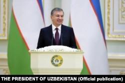 Президент Узбекистану Шавкат Мірзійоєв, 14 січня 2019 року
