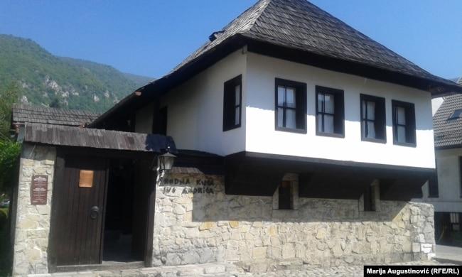 Rodna kuća Ive Andrića