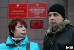 Ксения Косенко и Михаил Косенко