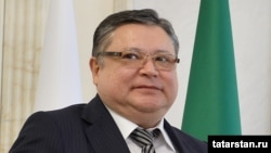 Марат Тажин в бытность послом Казахстана в России.