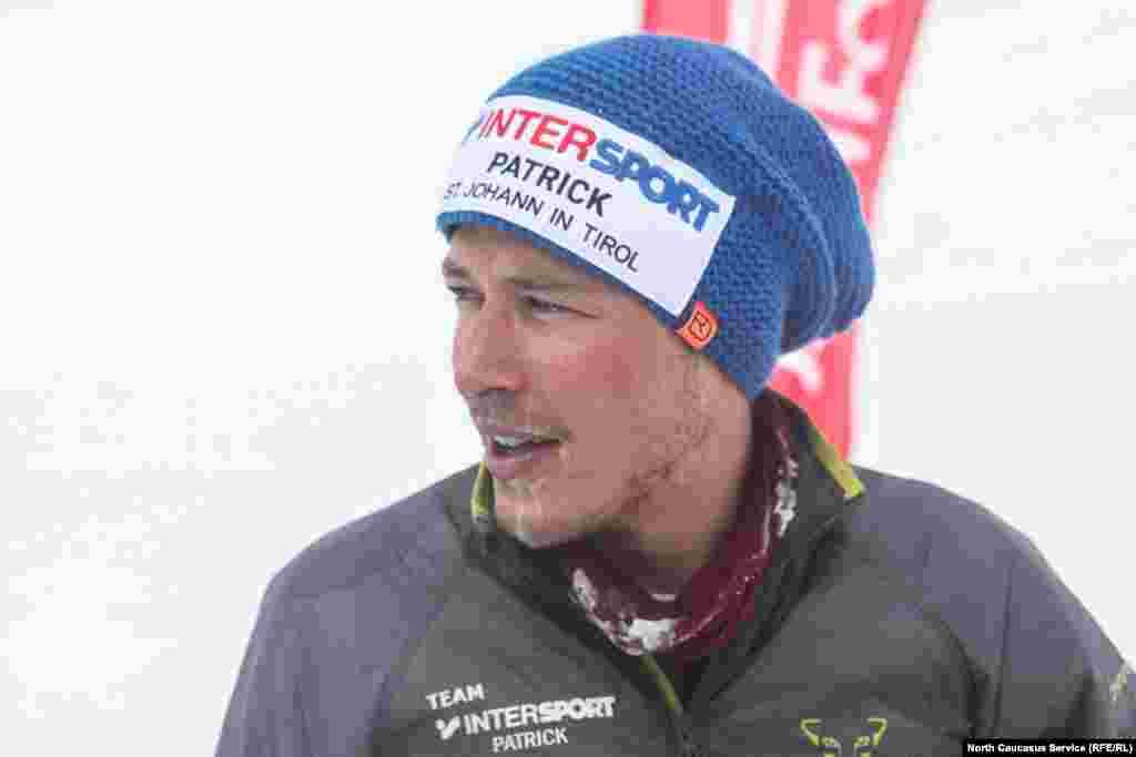 Победил в соревновании австриец Dominik Salcher