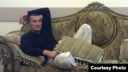 Гулмурод Ҳалимов, сардори ОМОН-и ВКД Тоҷикистон