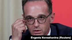 Шефот на германската дипломатија Хајко Мас