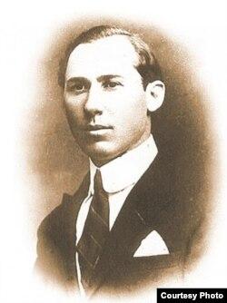 Ion Buzdugan, deputat în Parlamentul României (Foto: Biblioteca Centrală Universitară, Iași)