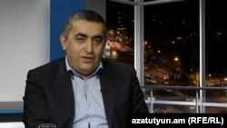 ՀՅԴ ղեկավար անդամ, կուսակցության խորհրդարանական խմբակցության ղեկավար Արմեն Ռուստամյանը, արխիվ: