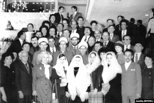90нчы елларда милли хәрәкәт активистлары