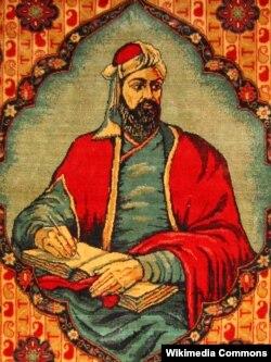Nizami Gəncəvinin xəyali portreti