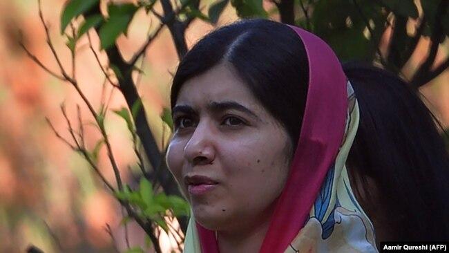 Pakistanska aktivistkinja i dobitnica Nobelove nagrade za mir Malala Jusufzai