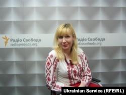 Наталя Воронкова