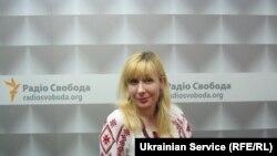 Волонтер Наталія Воронкова