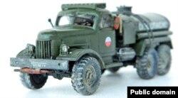 ЗИЛ-157 - грузовой автомобиль повышенной проходимости.