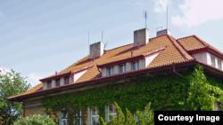 Vila familiei Karel Čapek din Praga (Courtesy: Radio Prague)
