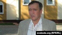 Станіслаў Суднік, кандыдат ад партыі БНФ зь Ліды