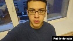 18-гадовы Глеб Ц. са Смаргоні, які ўзяў на сябе адказнасьць за напад на міліцыянтаў у Верхнядзьвінску