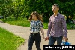 Ірына і Сяргей