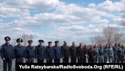 Дніпропетровська міліція у строю