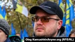 «Віце-прем'єр» Криму Дмитро Полонський