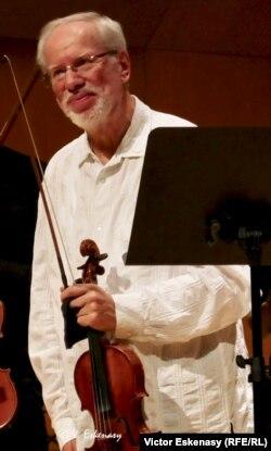 Gidon Kremer, omagiat la Festivalul Academiei Kronberg în Germania