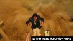 رضا عطاران در سکانس بحثانگیز فیلم «نهنگ عنبر»