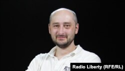 Harbiy tahlilchi A.Babchenko