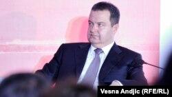 Ministri i Jashtëm i Serbisë, Ivica Daçiq.