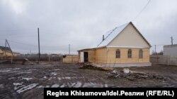 Участок цыган в микрорайоне Молодежный поселка Васильево