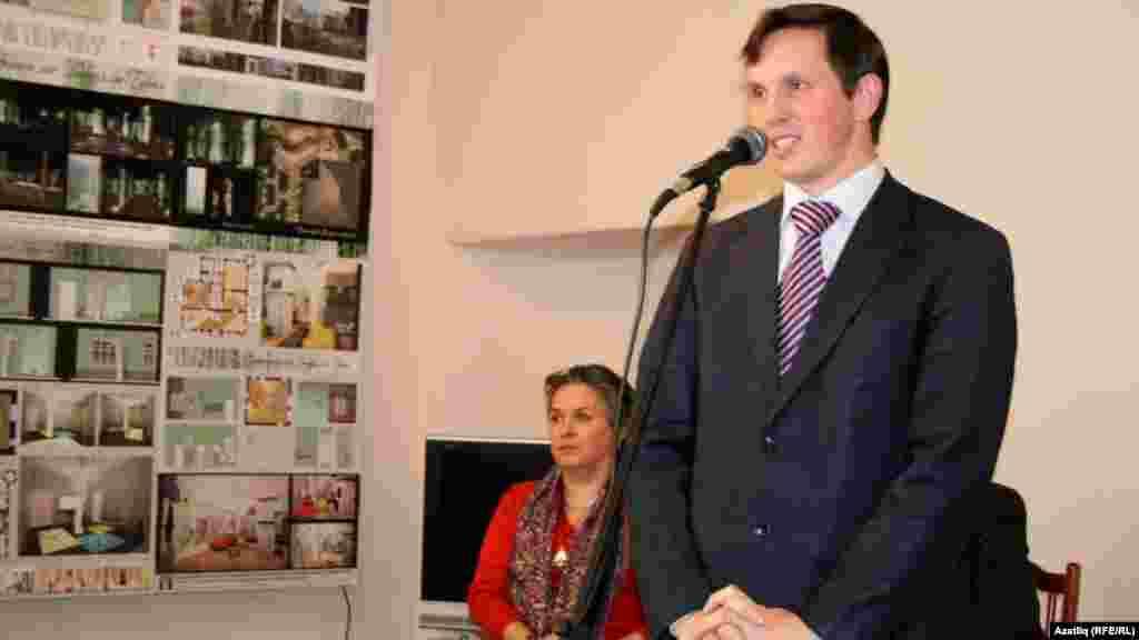 Тукай музеенда 2012 елгы Тукай премиясе кандидатлары белән очрашу