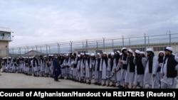 زندانیان رها شدهی طالبان از نزد حکومت افغانستان
