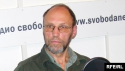 Дмитрий Александрович Пригов в студии Радио Свобода