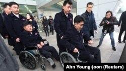 Atleți nord-coreeni la Jocurile Paraolimpice de Iarnă