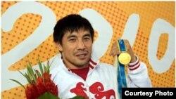 Кыргызстандын олимпиадачылары