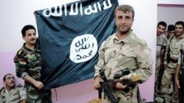 """В Ираке противостоять """"Исламскому государству"""" могут курдские вооруженные формирования"""