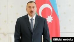 İlham Əliyev.